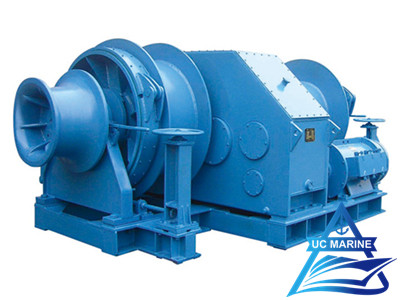 Electric Hydraulic Mooring Winch