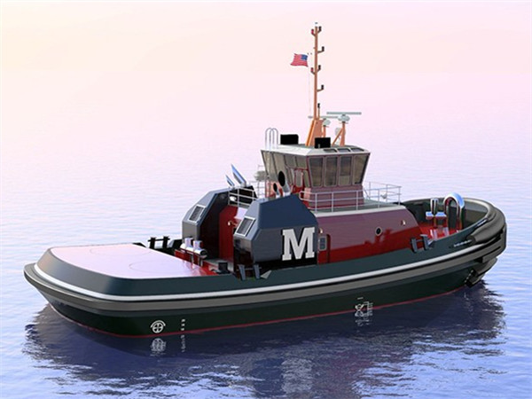 Seattle Jensen Designs Tugs for Moran Towing