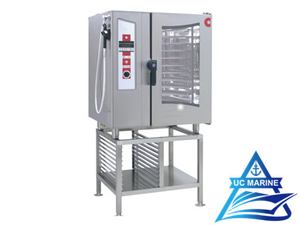 Marine Stainless Steel Electric Combi-Oven