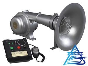Shipbased Multifunction Electronic Siren