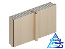 Type C Aluminum Wall Panel