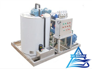 Salt Water Ice Machines