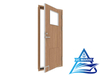 Marine Interior Single Leaf Fire Door