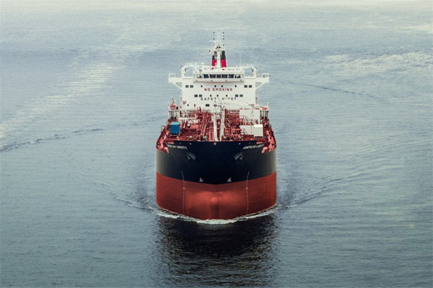 Philly Shipyard Delivers Third Product Tanker to APT
