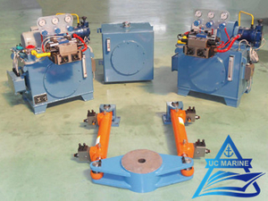 Oscillating Type Electro-hydraulic Steering Gear