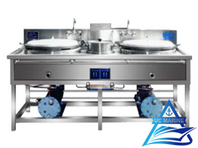 Marine Diesel Oil Cooking Range