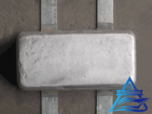 Aluminum Anode for Ship Hull