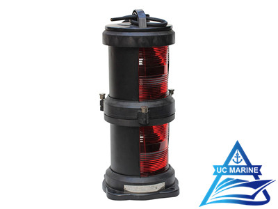 Marine Double-deck Navigation Signal Port Light