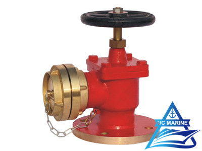 Marine Flanged Fire Hydrant