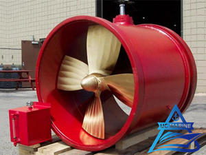 Electric Driven Bow Thrusters