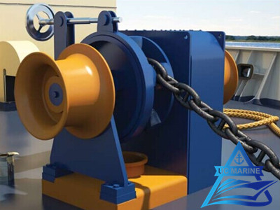Electric Combined Anchor Winch