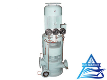 CLN Series Marine Vertical Double-stage Double-outlet Centrifugal Pump
