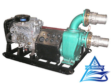 Diesel Engine Driven Marine Water Pump