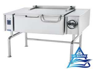 Marine Electric Tilting Bratt Pan
