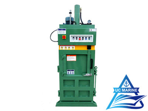 Marine Rubbish Press Baling Machine