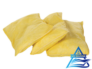 Hazmat Chemical Absorbent Pillows