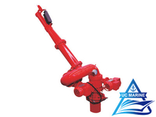 5 Inch Marine Electric Fire Fighting Water Monitor