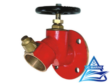 45° Marine Flanged Fire Hydrant