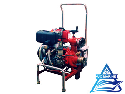 CWY Type Marine Diesel Emergency Fire Pump