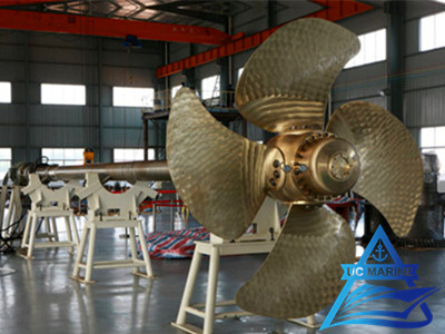 Main Propulsion Controllable Pitch Propellers