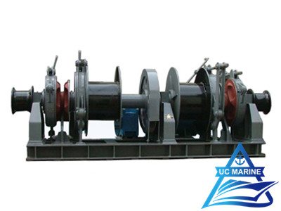 Hydraulic Combined Windlass