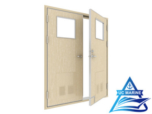 Ship Double-leaf Fire Resistant Door