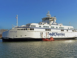 BC Ferries' 2nd Salish Ferry Sets Sail for British Columbia
