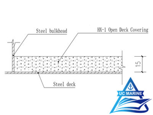 Ship Open Deck Covering