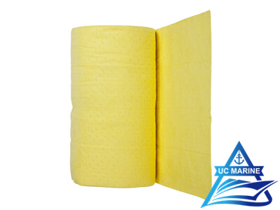 Chemical Spill Sorbent Rolls