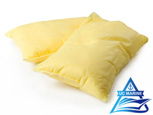 Hazardous Chemical Sorbent Pillows