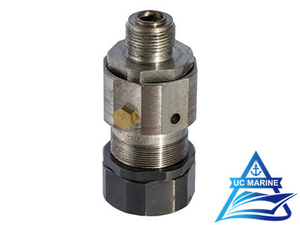 Male Thread Air Signal Safety Valve