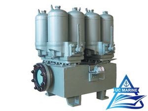 Marine Semi Automatic Self-cleaning Filter
