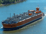 ABS Classes US-Built Liquefied Gas Barge