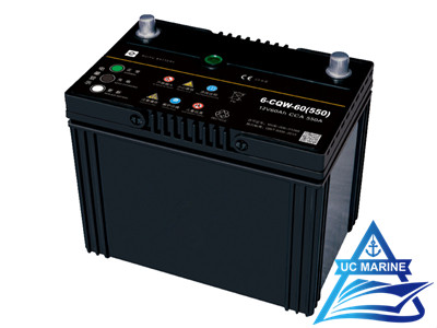 Valve Regulated Lead Acid Marine Battery