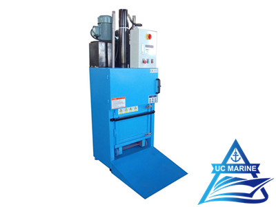 Marine Life Rubbish Baler Machine