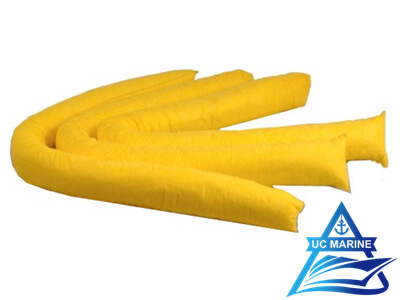Hazmat Chemical Absorbent Socks
