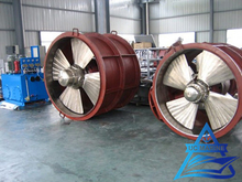 Hydraulic Driven Tunnel Thruster