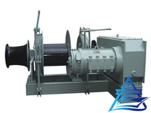 Unilateral Electric Combined Windlass And Mooring Winch