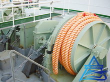 Hydraulic Anchoring And Towing Winch