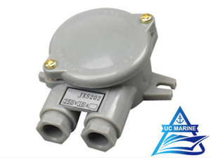 Marine Nylon Electrical Junction Box JXS202