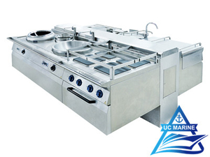Marine Modular Cooking Equipment