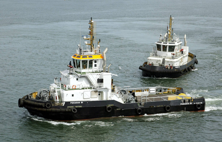 Keppel to Deliver SE Asia's First LNG-powered Tug