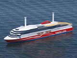 Deltamarin Inks Deals to Support Construction of Viking Line's LNG Ferry