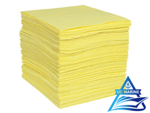 Chemical Spill Absorbent Pads