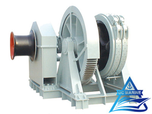 One Drum Type Hydraulic Single Windlass
