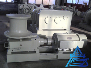 Electric Hydraulic Anchoring And Mooring Capstan