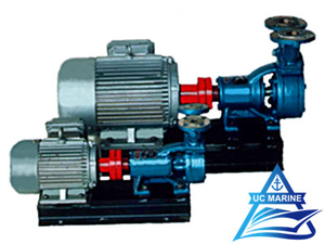 W Series Marine Horizontal Vortex Pump