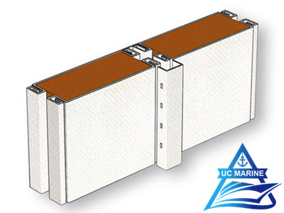Class A60 Type C Composite Wall Panel