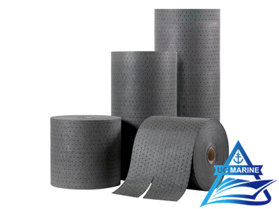 Gray Universal Absorbent Rolls