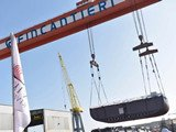 Fincantieri to Stretch Two Ferries for Grimaldi